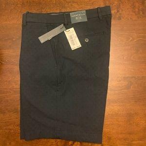 Perry ellis blue cotton men's shirts size 32